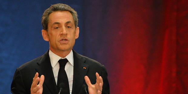 Bygmalion: devant les policiers, Sarkozy réfute tout dérapage de sa campagne - La Libre