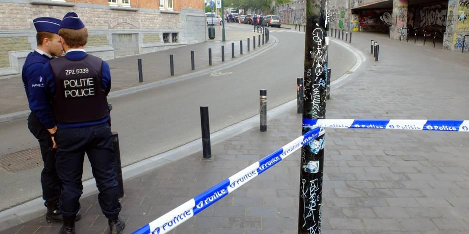 Fusillade mortelle dans le centre-ville de Bruxelles