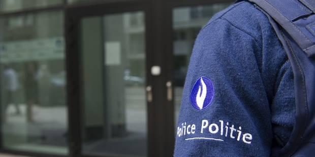 Le préavis de grève du SLFP visant la police de Bruxelles-Capitale-Ixelles est maintenu - La Libre