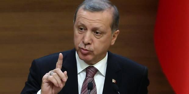 Crise des migrants: Une approche commune avec la Turquie discutée lundi à Bruxelles avec le président Erdogan - La Libre