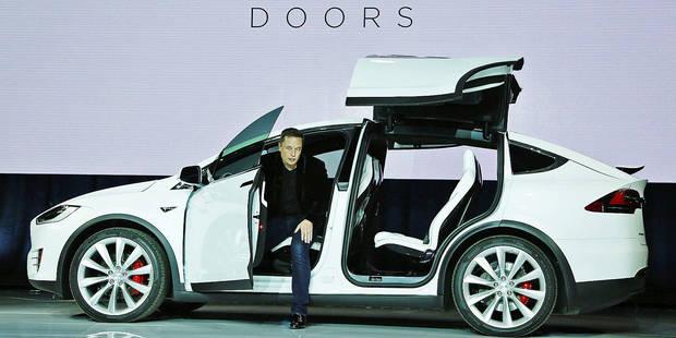 Tesla X, pas trop tôt! - La Libre