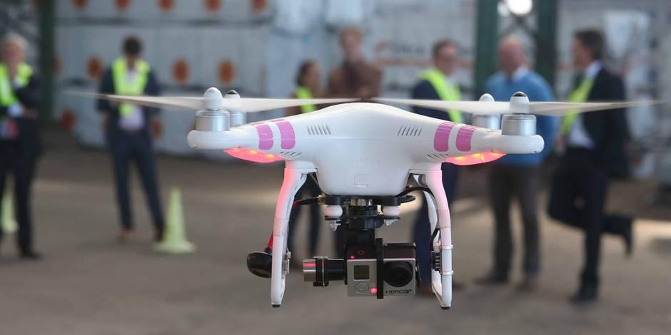Il faudra un permis pour piloter un drone de plus de 1kg