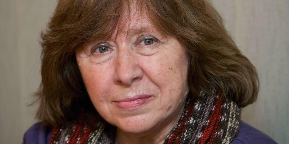 Nobel de littérature: une favorite bélarusse et des prétendants du monde entier