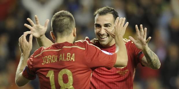 Euro 2016: L'Espagne et la Suisse décrochent leur billet pour la France - La Libre