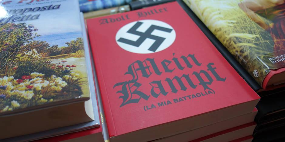 """Faut-il rééditer """"Mein Kampf"""" ? - La Libre"""