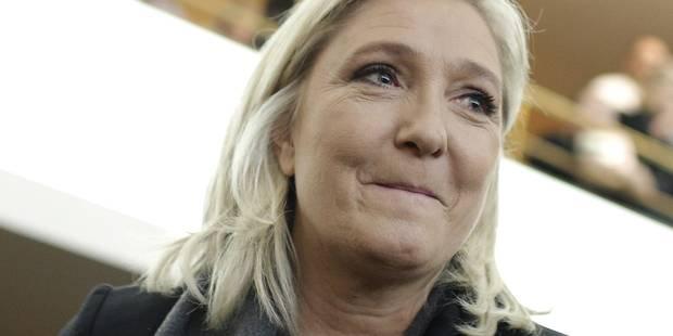 """""""Des paroles et des actes"""" est annulé après le désistement de Marine Le Pen - La Libre"""