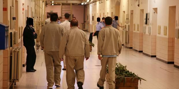 Grève à la prison de Forest: un pré-accord a été conclu - La Libre
