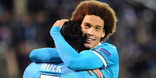 Belges à l'étranger: Hazard et Chelsea trébuchent encore, Witsel participe à la fête du Zénith (VIDEO) - La Libre