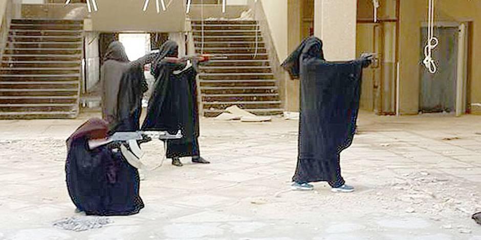 Pourquoi des femmes rejoignent Daech