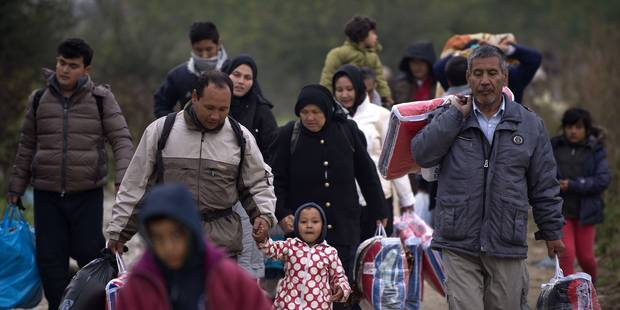 "L'UE a-t-elle besoin de 15 millions de ""migrants"" d'ici 2025? - La Libre"