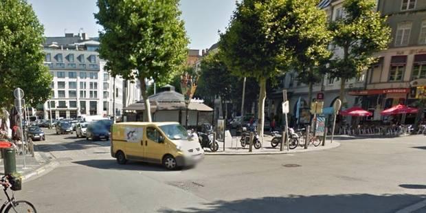 Bientôt un semi-piétonnier de la place Jourdan à Etterbeek - La Libre