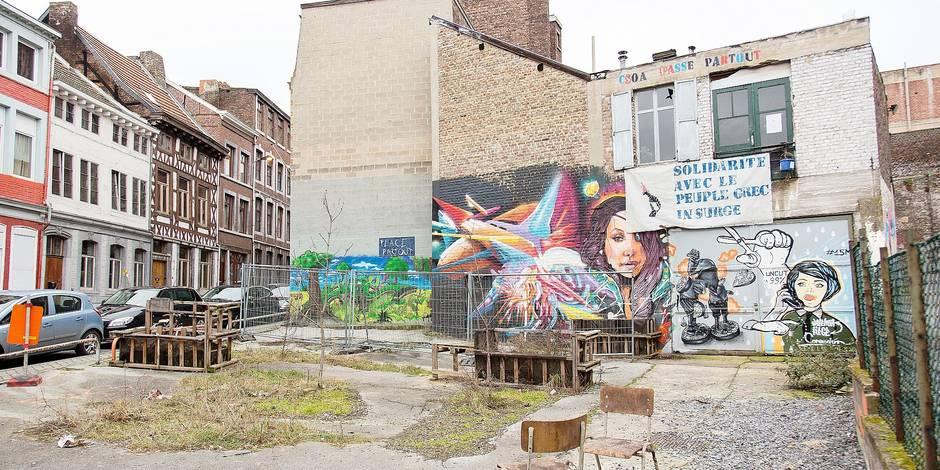 Liège: un quartier à recoudre - La Libre