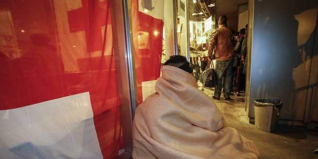 La police découvre 14 réfugiés dans un camion à Willebroek - La Libre