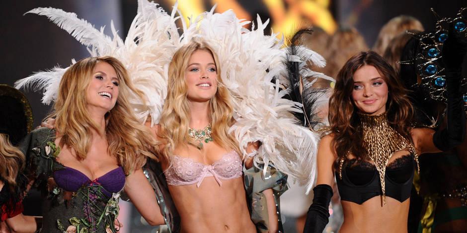 Victoria's Secret : 20 Anges emblématiques