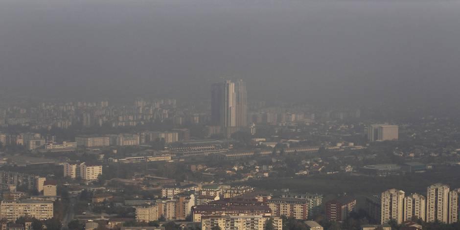 Pollution: nouveau record du niveau des gaz à effet de serre en 2014