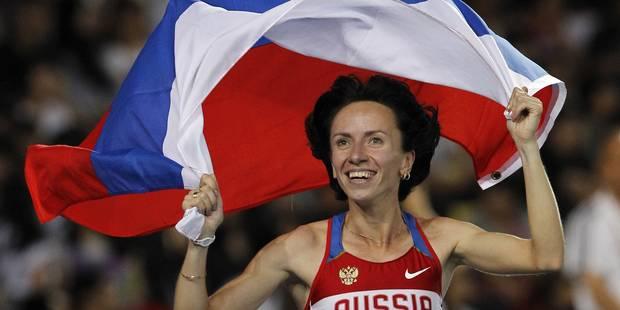 Athlétisme: la Fédération internationale veut des sanctions contre la Russie - La Libre