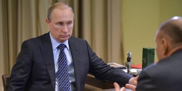 Poutine ordonne une enquête sur le dopage et estime que les seuls coupables doivent être sanctionnés - La Libre