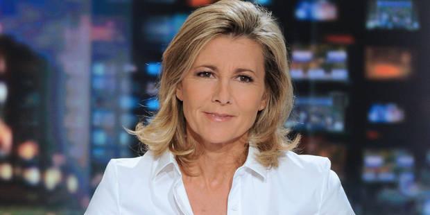 Claire Chazal, bientôt sur France 5? - La Libre