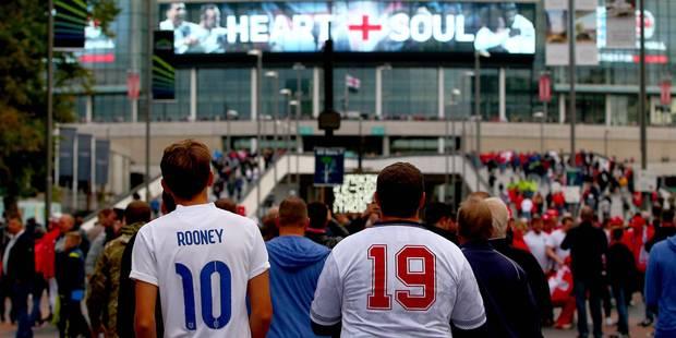 Wembley sera bleu-blanc-rouge pour la réception de l'équipe de France - La Libre