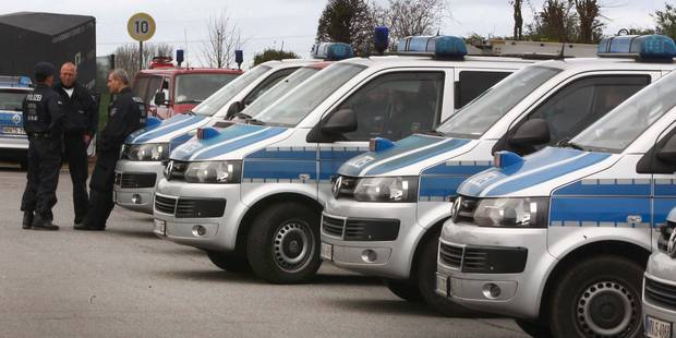 Attentats de Paris: Remise en liberté des sept personnes interpellées en Allemagne - La Libre