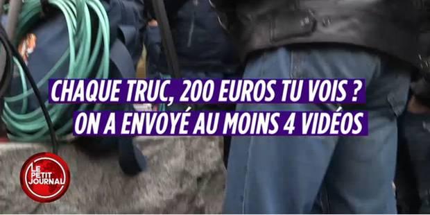 """Le petit business des vidéos amateurs: """"Une 'uberisation' du marché des journalistes"""" - La Libre"""