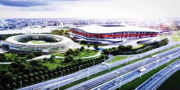 Stade national: une consultance à 800.000€ jette le trouble - La Libre