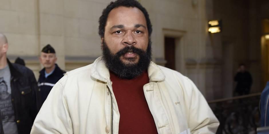 Condamné à 2 mois de prison ferme, Dieudonné va faire opposition