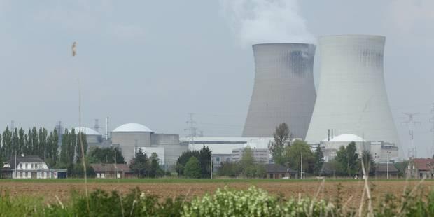 Le réacteur nucléaire Doel 1 ne présente pas de faille - La Libre