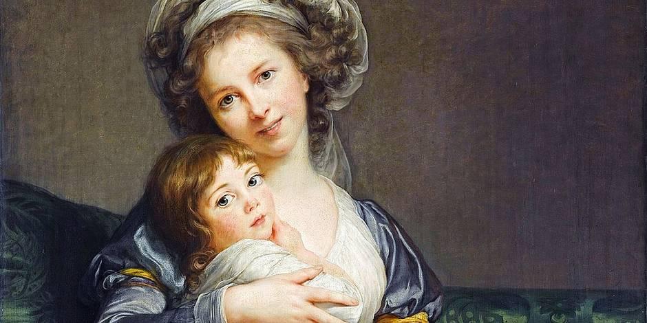 Vigée Le Brun, la favorite des princes - La Libre