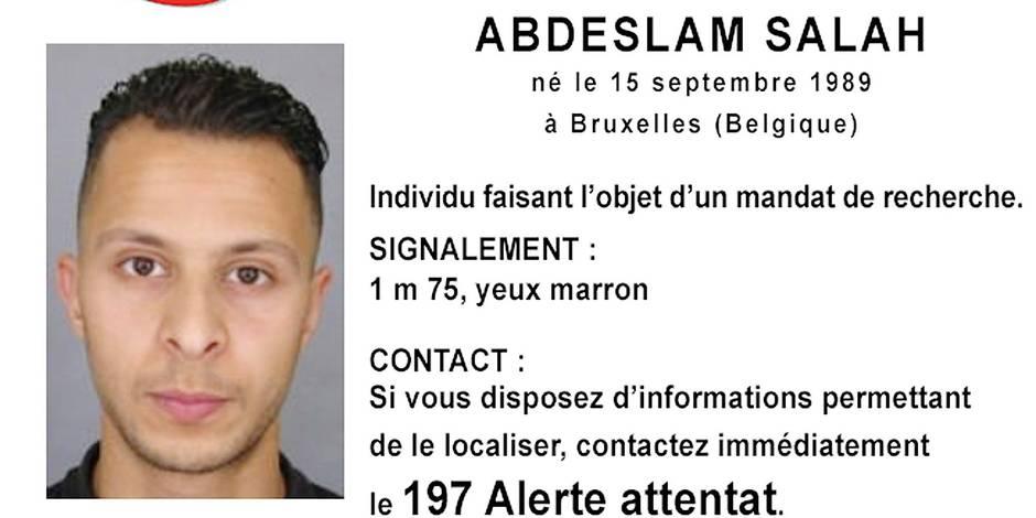 Portrait: Salah Abdeslam, d'un vol raté à Limelette jusqu'au carnage de Paris