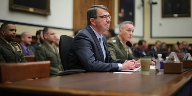 Washington veut donner priorité à la lutte anti-EI, renforce son déploiement sur le terrain - La Libre
