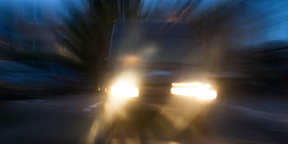 Les conducteurs fantômes sèment la zizanie sur les routes (INFOGRAPHIES) - La Libre