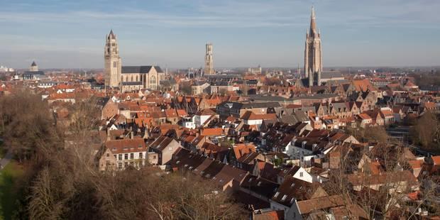 Tourner le dos à Bruges-la-Morte - La Libre