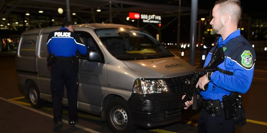 Menace djihadiste à Genève: deux hommes arrêtés, des traces d'explosifs dans leur voiture