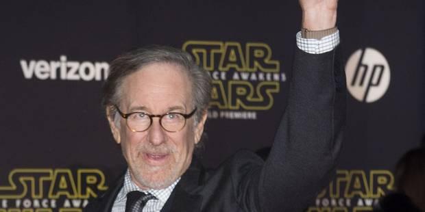"""Spielberg """"revient à la maison"""" chez Universal - La Libre"""