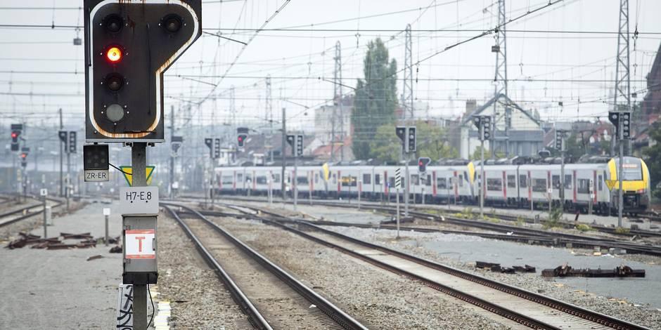 Edito: déraillement à la SNCB - La Libre