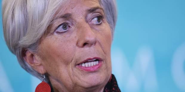 """Affaire Tapie: Christine Lagarde sera jugée devant la Cour de justice de la République, le FMI maintient """"sa confiance"""" ..."""