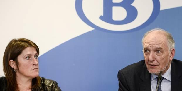 SNCB: La ministre Galant veut réorganiser la gouvernance de la SNCB - La Libre