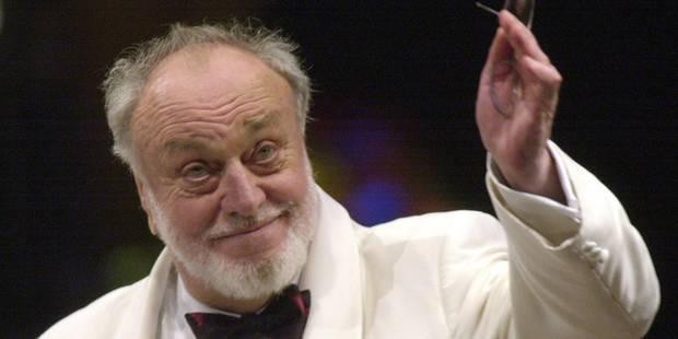 Décès de Kurt Masur, l'un des plus grands chefs d'orchestre du monde - La Libre