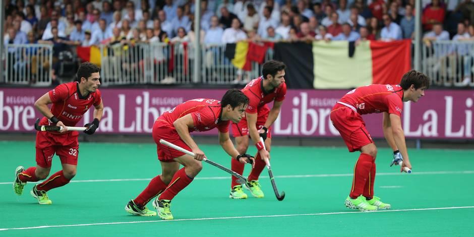 Les Red Lions en route pour les quarts à Rio