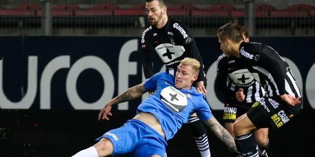 Charleroi bat Genk (1-0) et intègre les playoffs 1, le match brièvement interrompu après une fausse alerte (PHOTOS) - La...