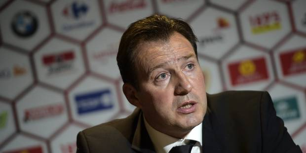Marc Wilmots élu meilleur coach de l'année à Dubaï - La Libre