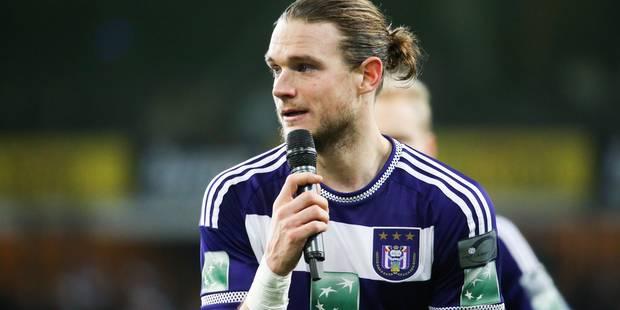Guillaume Gillet pour deux saisons et demi au FC Nantes (Officiel) - La Libre