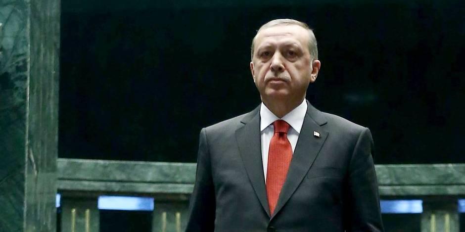 Turquie: pour vanter une présidence forte, Erdogan cite l'Allemagne d'Hitler