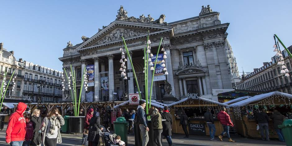 Revue boursière: BCE et reprise en soutien - La Libre