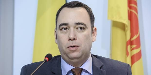 Maxime Prévot ouvert au débat sur la régionalisation de compétences de la FWB - La Libre