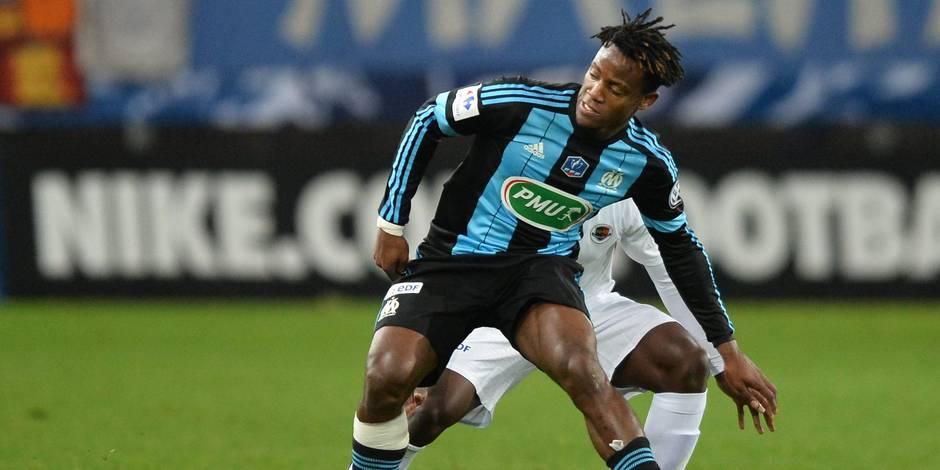 Batshuayi prolonge à Marseille (Officiel)