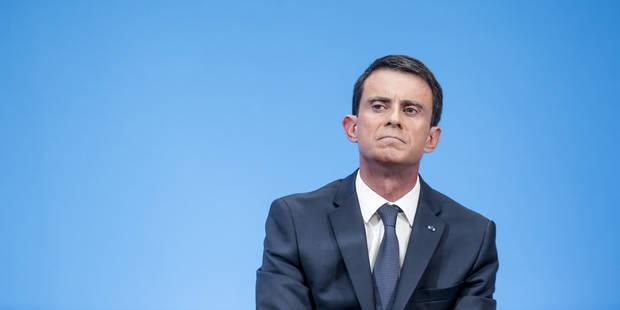 France: Valls exclut toute marche arrière sur la déchéance de nationalité pour terrorisme - La Libre