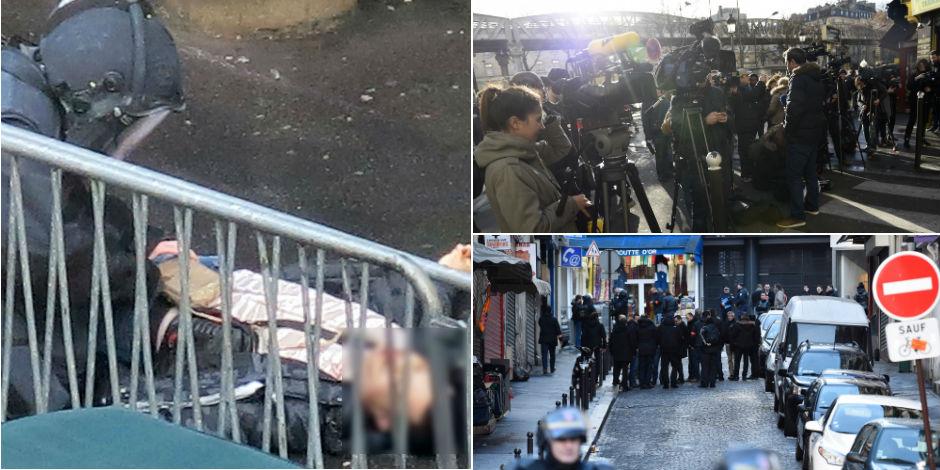 Paris: L'homme abattu est un Marocain de 20 ans, connu de la police pour vol