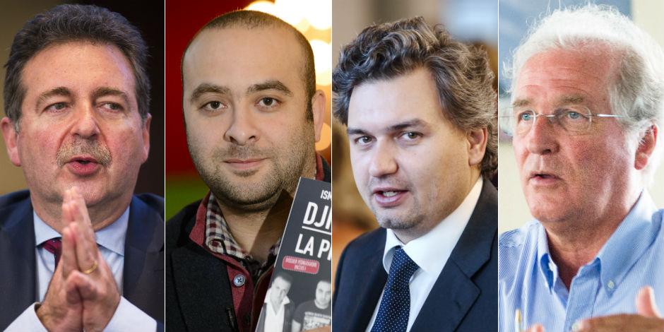 Pour avoir critiqué le projet d'Ismaël Saidi, De Bock est remis à sa place